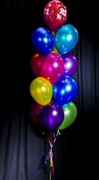 9 Balloon Floorscape