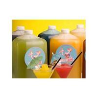 Blue Lemonade slushie mix | Slushie Machine Hire
