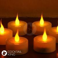 Lighting Hire | Flameless Candles - Small