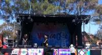 Goliath Mobile Stage 9m x 9m  Stage Hire - Melbourne, Sydney, Adelaide, Brisbane