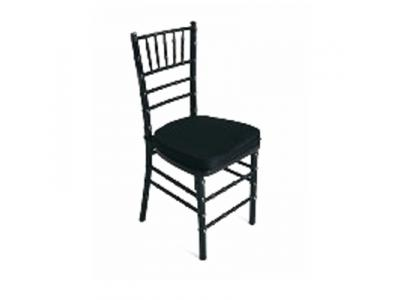 BLACK TIFFANY CHAIR