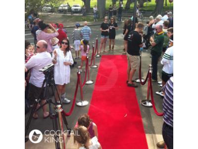 Flooring and Carpeting | Red Carpet Runner