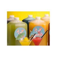 Blue Lemonade slushie mix | Slushie Machine Hire