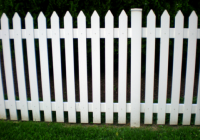 Picket Fence Hire