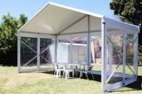 Clear Span Marquee 6m x 3m | Marquee Hire - Melbourne, Sydney, Adelaide, Brisbane