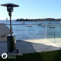 Mushroom Outdoor Heater | Outdoor Heater Hire - Melbourne, Sydney, Adelaide, Brisbane