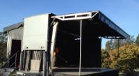 Panda Mobile Stage 7m x 6m |Stage Hire - Melbourne, Sydney, Adelaide, Brisbane