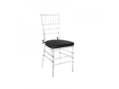 CLEAR TIFFANY CHAIR HIRE | COCKTAIL KING