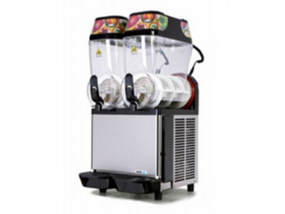 Dowble Bowl 12lt Granita Machine (Fast Freeze)