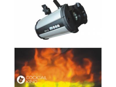 Lighting Hire | Aqua/Fire Mood Lighting