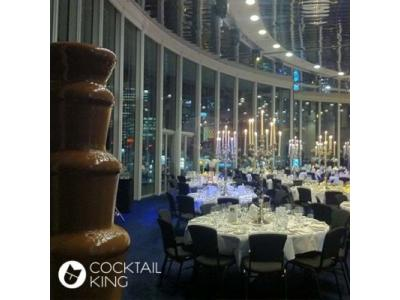 The Ultimate Chocolate Fountain Package 200 | Chocolate Fountain Hire - Melbourne, Sydney, Adelaide, Brisbane