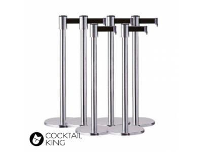 Retractable Barrier Posts | Variety of high quality crowed control barriers